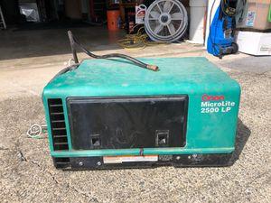 Onan microliter 2500 RV generator for Sale in Fife, WA