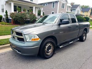 2010 Dodge Ram 1500 Quad Cab 4x2 for Sale in Adelphi, MD