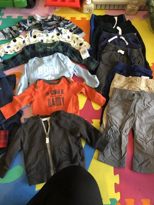 Variety boys size 6 months/ 6-12 months for Sale in Fairfax, VA