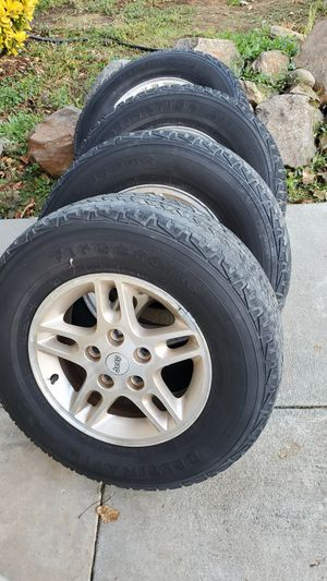 Jeep wheels for Sale in Citrus Heights, CA