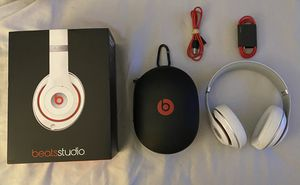 Beats by Dr. Dre Studio Wired Over-Ear Headphones for Sale in Chula Vista, CA