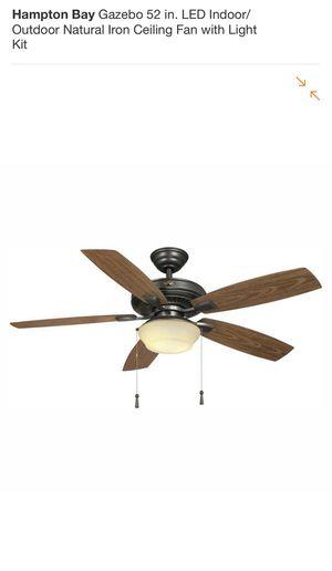 Hampton bay ceiling fan for Sale in Port St. Lucie, FL