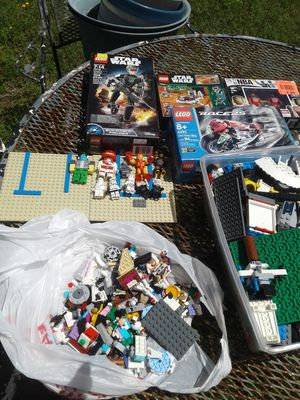 Legos Legos and more Legos for Sale in Prince George, VA