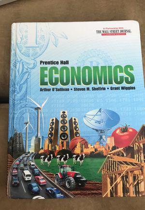 Economics textbook for Sale in Apex, NC