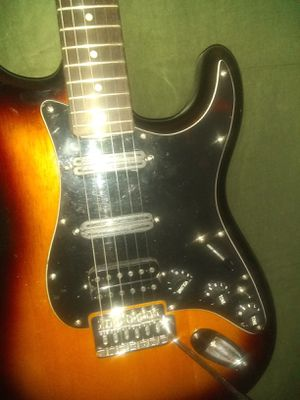 Fender squier , customised by RVK for Sale in Seattle, WA