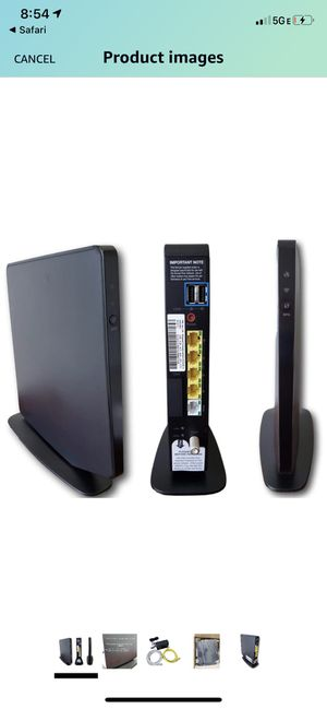Verizon fios router for Sale in Wexford, PA