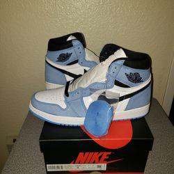 Jordan UNC 1 Brand New Size 9 for Sale in Perris,  CA