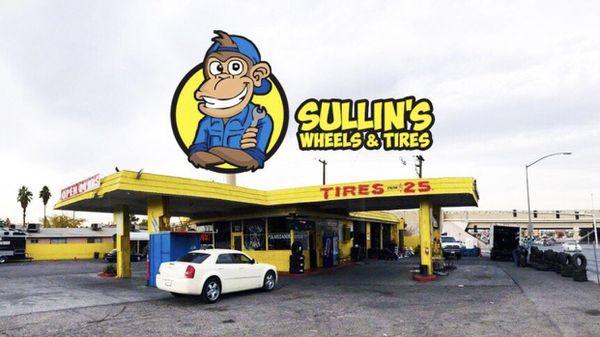 SULLINS WHEELS & TIRES