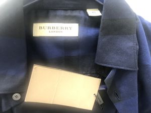 Burberry men's shirt,XS.New for Sale in Kent, WA