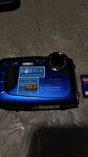Fujifilm Finepix waterproof for Sale in Austin, TX