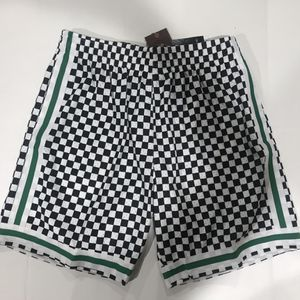 New Mitchell And Ness Boston Celtics Checkered Jersey Short for Sale in San Diego, CA