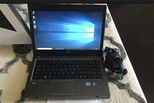 HP ProBook 6460b Intel Core i3-2350m 2.30GHz GB 8GB RAM 128GB SSD HDD WIN10 PRO for Sale in Cumming, GA
