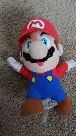 Super Mario Plushie for Sale in Marietta, GA