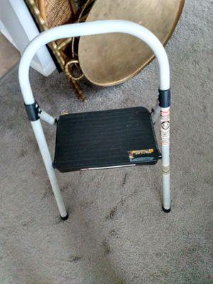Folding step stool for Sale in Alexandria, VA