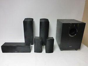 Onkyo 5.1 Surround Sound Speakers for Sale in Austin, TX