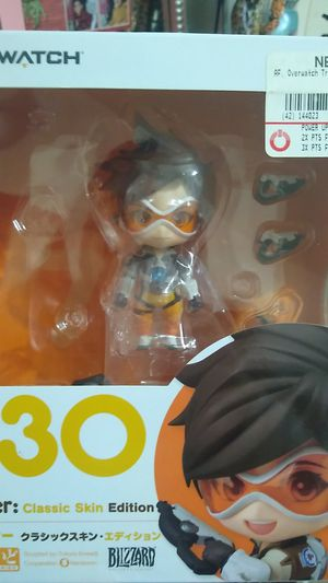 (Mini figure tracer from Overwatch) for Sale in San Antonio, TX