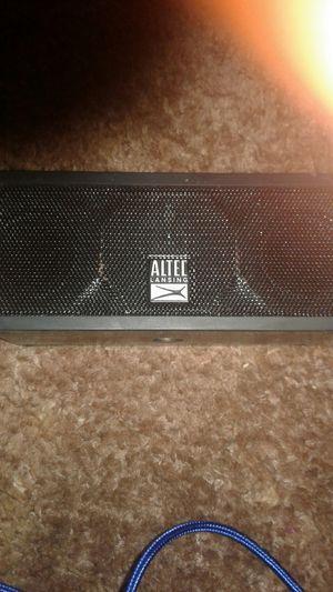 Altec Lansing life jacket h20 3 Bluetooth speaker for Sale in Shelbyville, IN