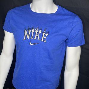 Custom Nike Flame Unisex T-Shirt for Sale in Bear, DE