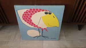 Robert Van Allen Pop art fabric print original 60s 70s for Sale in Scottsdale, AZ