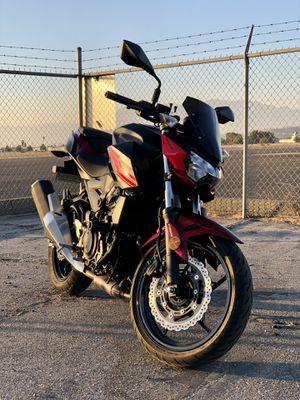2019 Kawasaki Z400 ABS (Naked Ninja 400) for Sale in Riverside, CA