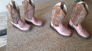 Toddler girl boots for Sale in Laredo, TX