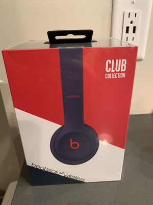 Beats solo 3 wireless for Sale in Minneapolis, MN