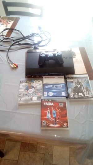 Playstation 3 bundle for Sale in Palmdale, CA