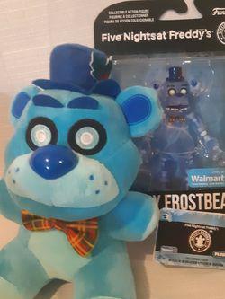 Five Nights At Freddy's Frostbear Bundle for Sale in Newark,  NJ