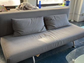 Design Within Reach - Grey Sleeper Sofa for Sale in Brooklyn,  NY