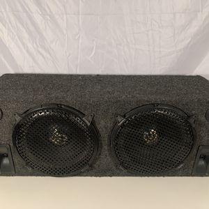 "12"" Pioneer Dual Speaker Box for Sale in Camp Pendleton North, CA"