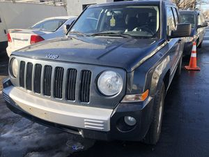 2008 Jeep patriot limited AWD for Sale in Lowell, MA