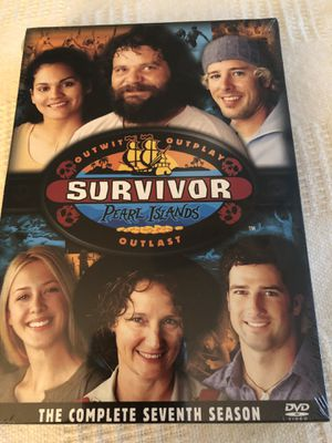 Survivor Pearl Islands DVD for Sale in Houston, TX
