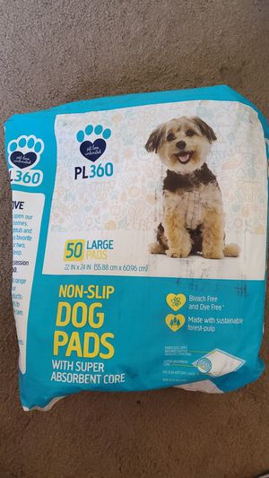 Large potty pads for Sale in Vancouver, WA