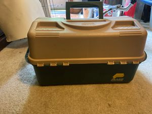Plano. Fishing tackle box for Sale in Columbus, OH