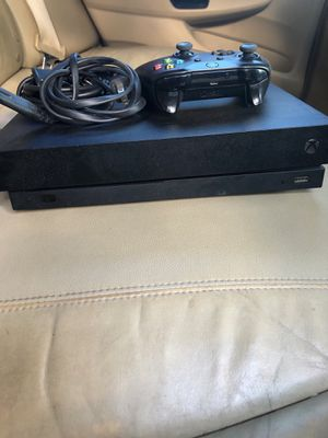 Xbox One X 1 TB Great Condition for Sale in North Miami, FL