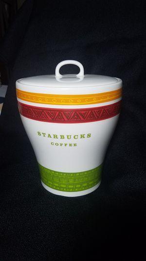 Starbucks cookie jar treats, candy pet treats for Sale in San Diego, CA
