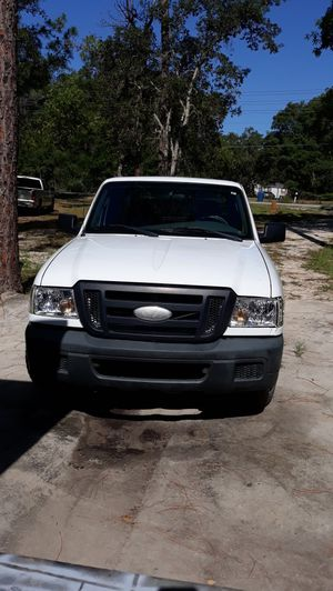 2007 Ford ranger 6 cyl 3.0L AUTOMATIC TRANSMISSION Ice cold air 4 door, seat 5 ppl 206,100,original MILES for Sale in Spring Hill, FL