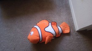 Nemo stuffed animal for Sale in Hillsboro, OR