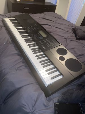 Casio WK6600 keyboard for Sale in Duluth, GA