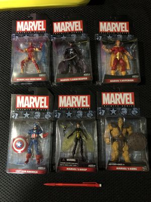 Marvel action figures collection for Sale in Battle Ground, WA