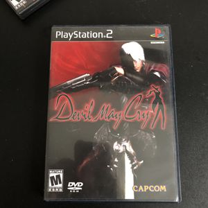 Devil may cry ps2 for Sale in Phoenix, AZ