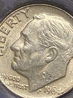 1964-P Silver Roosevelt Dime DDR RPM ERRORS for Sale in Plainfield,  IL