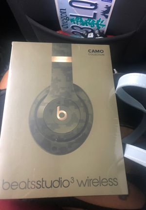 DRE BEATS BRAND NEW INBOX WIRELESS STUDIO 3 for Sale in Seattle, WA