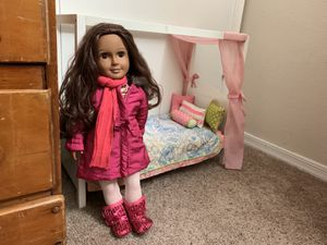 Our generation deluxe doll bulk deal for Sale in San Ramon, CA