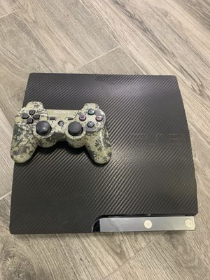 PS3 with controller for Sale in East Providence, RI