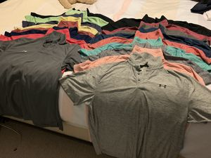 Men's shirts size L for Sale in South Pasadena, FL
