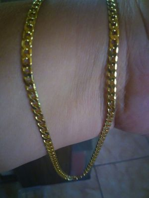 Gold filled chain for Sale in Las Vegas, NV