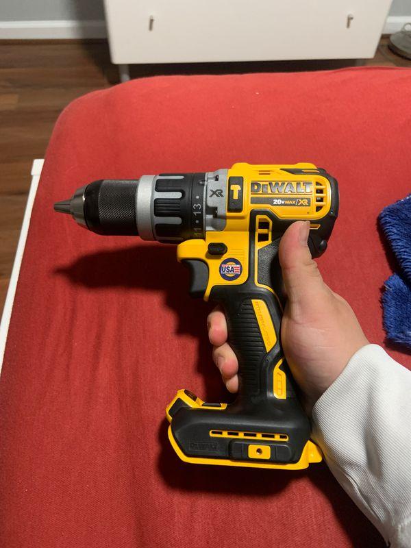 Dewalt 20vmax / XR drill