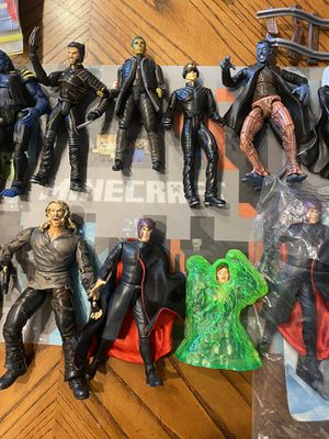 x-men toybiz movie marvel legends for Sale in Los Angeles, CA