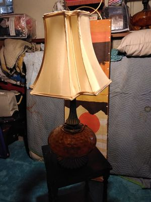 Antique 2 lamps for Sale in Wixom, MI